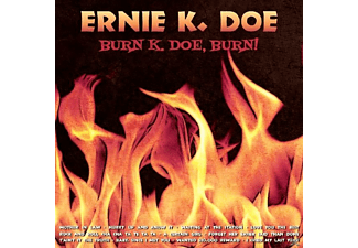 ERNIE K. Doe - Burn K-Doe Burn - (CD)