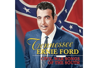 Tennessee Ernie Ford - Civil War Songs Of The South - (CD)
