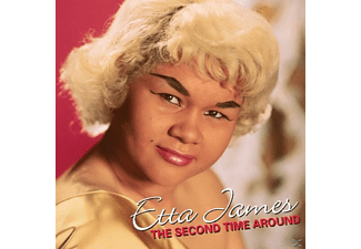 James Etta - Second Time Around - (CD)