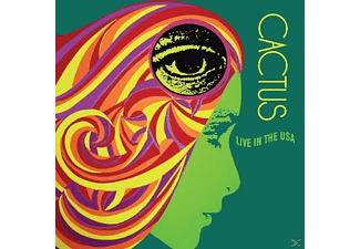 Cactus - Live In The USA - (CD)
