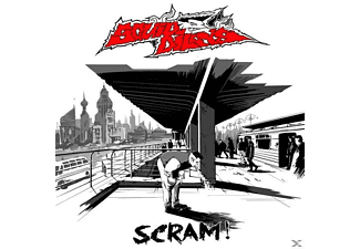 Squidbillys - Scram! - (CD)