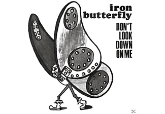Iron Butterfly - DON T LOOK DOWN ON ME - (Vinyl)
