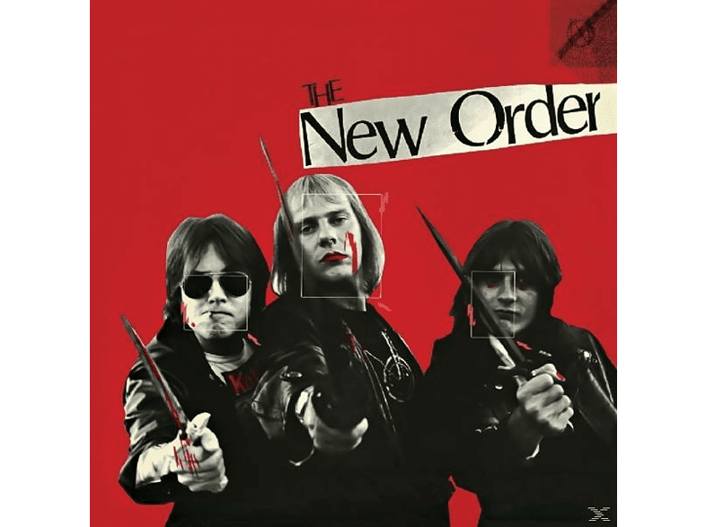 New Order - The New Order [CD]