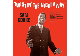 Sam Cooke - Twistin' The Night Away - (CD)