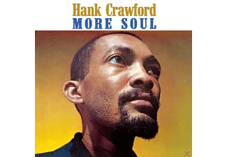 Hank Crawford - More Soul - (CD)