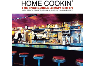 Jimmy Smith - Home Cookin' - (CD)