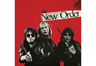 New Order - THE NEW ORDER FEAT. RON ASHETON,JIMMY RECCA - (Vinyl)