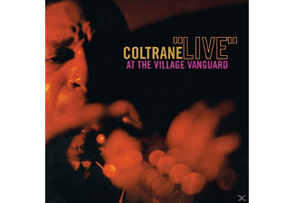 John Coltrane - Live At The Village - (CD)