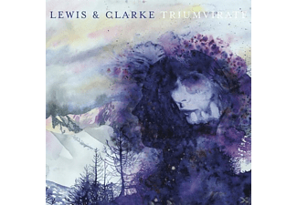 Lewis & Clarke - Triumvirate - (CD)