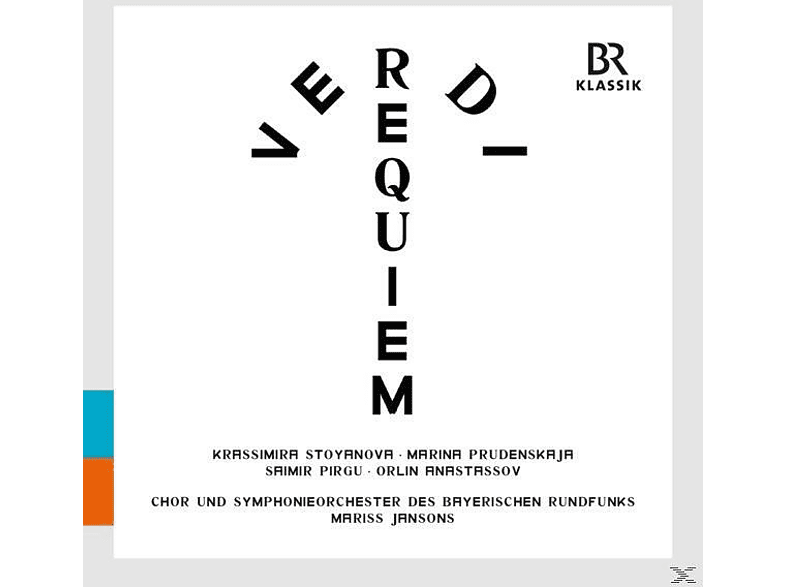 Mariss Jansons - Messa da Requiem [CD]