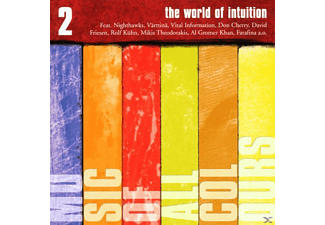 VARIOUS - World Of Intuition 2+Catalogue - (CD)