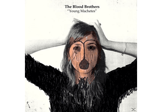 The Blood Brothers - YOUNG MACHETES - (Vinyl)