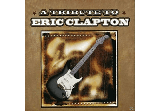 VARIOUS - Tribute To Eric Clapton - (CD)