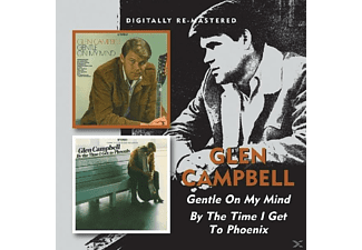 Glen Campbell - Gentle On My Mind/By The Time I Get To Phoenix [CD]