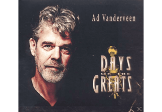 Ad Vanderveen - Days Of The Greats - (CD)