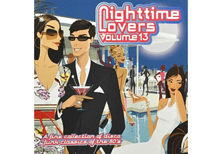 VARIOUS - Nighttime Lovers Vol.13 - (CD)