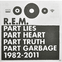 R.E.M. - R.E.M. - Part Lies Part Heart Part Truth Part Garbage 1982-2 [CD]
