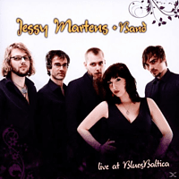 Jessy & Band Martens - Live at Blues Baltica [CD]