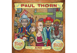 Paul Thorn - Pimps And Preachers (Limited Deluxe Edition) - (CD + DVD Video)