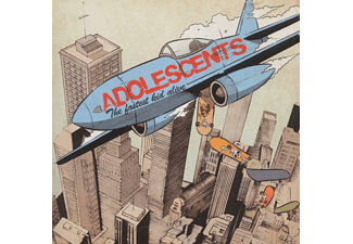 The Adolescents - The Fastest Kid Alive [CD]