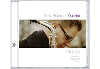 David Quartet Fettmann - Prelude - (CD)