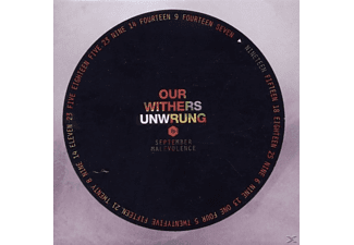 September Malevolence - Our Withers Unwrung - (CD)
