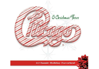 Chicago - Chicago - O Christmas Three - (CD)