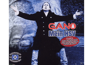 Gano - Mein HSV - (Maxi Single CD)