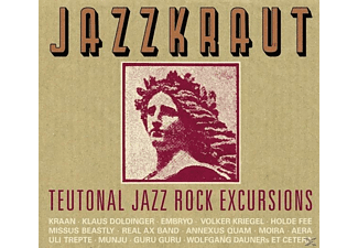 VARIOUS - Jazzkraut-Teutonal Jazz Rock Excursions - (CD)