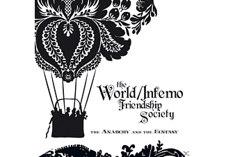 The / Friendship Society World Inferno - The Anarchy And The Ecstasy - (CD)