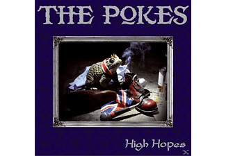 The Pokes - High Hopes - (CD)