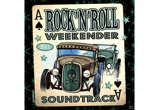 VARIOUS - Walldorf Rock'n'roll Weekender 2011 - (CD)