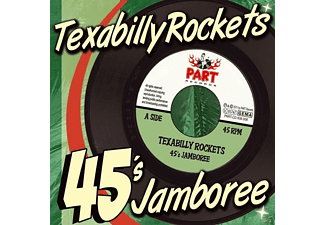 The Texabilly Rockets - 45's Jamboree - (CD)