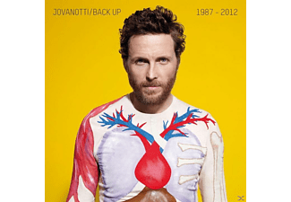 Jovanotti - Backup 1987 - 2012 Il Best (CD)