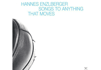 Johannes Enzlberger - Songs To Anything That Moves - (CD)