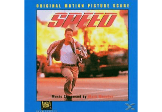Mark (composer) Ost/mancina - Speed - (CD)