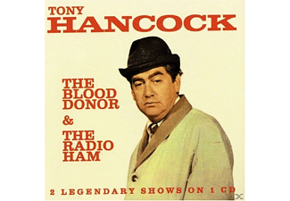 Tony Hancock - The Blood Donor/The Radio Ham - (CD)