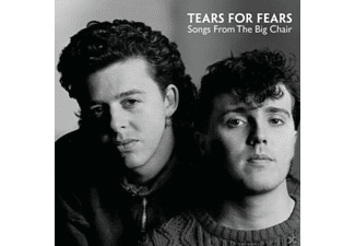 Tears For Fears - Songs From The Big Chair (Lp) - (Vinyl)
