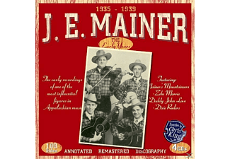 J.E. Mainer - Magic From The Mountains - (CD)