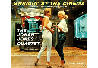 Jonah Jones - Swinging At The Cinema - (CD)