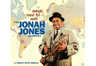 Jonah Jones - Swingin' 'Round The World - (CD)