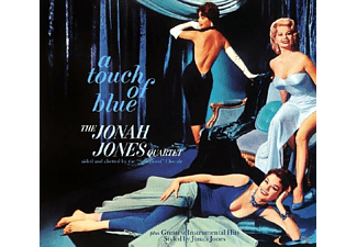 Jonah Jones - A Touch Of Blue - (CD)