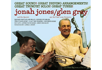 Jonah Jones - Jonah Jones/Glenn Ray - (CD)