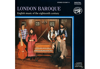 London Baroque - English Music of the 18th Century - (CD)