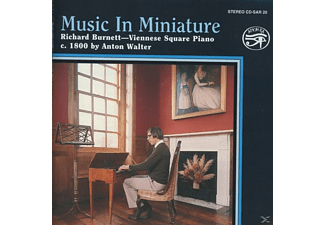 Richard Burnett - Music in Miniature - (CD)