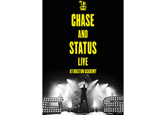 Chase & Status - Live At Brixton Academy (Blu-ray)