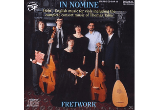 Fretwork - In Nomine - (CD)