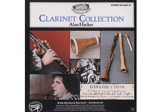 HACKER, ALAN/BURNETT, RICHARD - Clarinet Collection - (CD)