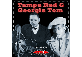 Red Tampa & Tom Giorgia (chigago), Tampa Red & Georgia Tom - Tampa Red & Georgia Tom (Music In C - (CD)