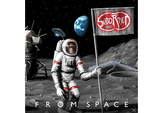 Suborned - From Space - (CD)